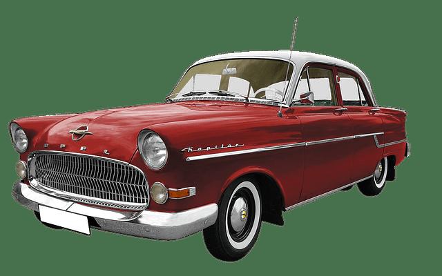 Oldtimer automobiliteit